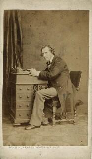 Frederick Goodall, by John & Charles Watkins - NPG x14377