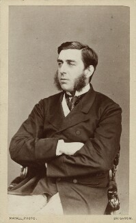 George Joachim Goschen, 1st Viscount Goschen, by John Jabez Edwin Mayall - NPG x45710