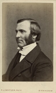 Frederick Temple, by Henry Joseph Whitlock - NPG Ax38637