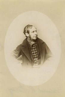Robert FitzRoy (Fitzroy, Fitz-Roy), by London Stereoscopic & Photographic Company - NPG x128426
