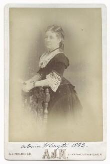 Anna Maria Antonia (née Story-Maskelyne), Lady Smyth, by A.J. (Arthur James) Melhuish - NPG x128460