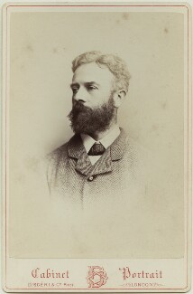 George Goodwin Kilburne, by Disdéri - NPG x128435