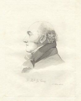 George Canning, by Mary Dawson Turner (née Palgrave), after  Sir Francis Leggatt Chantrey - NPG D22563