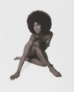 Marsha Hunt, by Patrick Lichfield, October 1968 - NPG  - Lichfield / Condé Nast Archive, © Condé Nast Publications