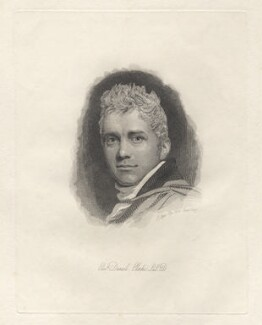 Edward Daniel Clarke, by Mary Dawson Turner (née Palgrave), after  John Opie - NPG D22565