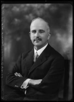 Ernest Henry Lamb, 1st Baron Rochester, by Bassano Ltd - NPG x150244