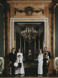 The Royal Family, by Patrick Lichfield - NPG x128494