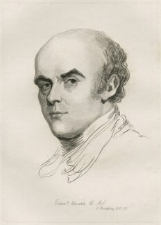 Edward Edwards, by Mary Dawson Turner (née Palgrave), after  Ozias Humphry - NPG D22570
