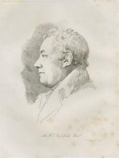 Sir Henry Charles Englefield, 7th Bt, by Mary Dawson Turner (née Palgrave), after  Sir Francis Leggatt Chantrey - NPG D22571