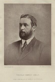 Thomas Henry Ismay, by London Stereoscopic & Photographic Company, after  Carleton E. Watkins - NPG x128431