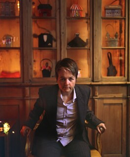 Sarah Waters, by Ric Bower - NPG x128501