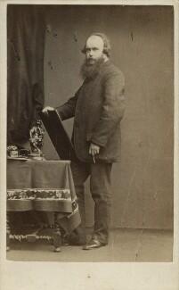 Joseph Cundall, by John & Charles Watkins, published by  A. Newbery - NPG x76457