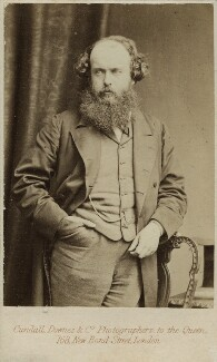 (Myles) Birket Foster, by Cundall, Downes & Co, or by  John Watkins, 1864 or before - NPG x46563 - © National Portrait Gallery, London