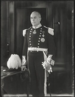 Sir (Thomas) Shenton Whitelegge Thomas, by Bassano Ltd, 22 September 1932 - NPG x150283 - © National Portrait Gallery, London
