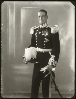 Sir Bernard Henry Bourdillon, by Bassano Ltd - NPG x150294