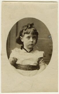 Eleanor Mary Hollyer, by Unknown photographer - NPG Ax128347