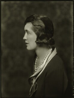 Dorothy Isabel Westenra Cambridge (née Hastings), Marchioness of Cambridge, by Bassano Ltd - NPG x150307