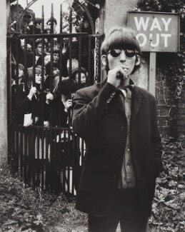 George Harrison, by Robert Whitaker - NPG P735
