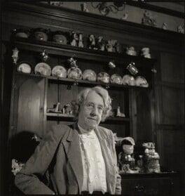 Ruby Mildred Ayres, by John Gay, 1949 - NPG x128507 - © National Portrait Gallery, London