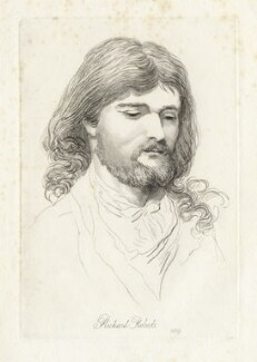 Richard Roberts Jones, by Mary Dawson Turner (née Palgrave) - NPG D22590