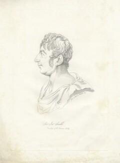 Sir James Edward Smith, by Mary Dawson Turner (née Palgrave), after  George Bullock - NPG D22591
