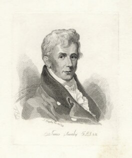 James Sowerby, by Mary Dawson Turner (née Palgrave), after  Thomas Heaphy - NPG D22593