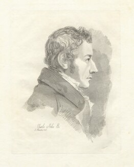 Charles Stokes, by Mary Dawson Turner (née Palgrave), after  Sir Francis Leggatt Chantrey - NPG D22595