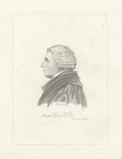 Joseph Turner, by Mary Dawson Turner (née Palgrave), possibly after  Pierre Joseph Schippers - NPG D22598