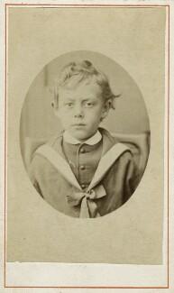 Frederick Thomas Hollyer, by Frederick Hollyer - NPG Ax128307
