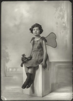 Lady Mary Ilona Margaret Whitley (née Cambridge), by Bassano Ltd - NPG x150337