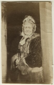 Mary Ann Armstrong, by Unknown photographer - NPG Ax128296