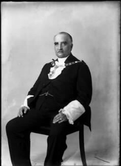 Sir William Phené Neal, 1st Bt, by Bassano Ltd - NPG x150362