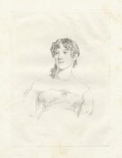 Maria Sarah (née Turner), Lady Hooker, by Mary Dawson Turner (née Palgrave), after  Thomas Phillips - NPG D22601