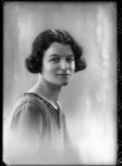Margaret Morrison (née Kent), by Bassano Ltd - NPG x150371