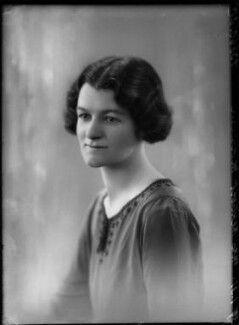 Margaret Morrison (née Kent), by Bassano Ltd - NPG x150372