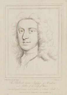 Thomas Blackwell, by John Record, after  Jonathan Richardson - NPG D23046