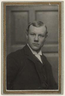 Unknown man, by Frederick Hollyer - NPG Ax128377