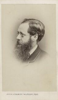 Wilkie Collins, by John & Charles Watkins, 1860s - NPG Ax11943 - © National Portrait Gallery, London