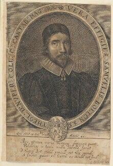 Samuel Bolton, by William Faithorne, published 1657 - NPG D22645 - © National Portrait Gallery, London