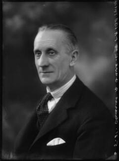 Charles Henry Gage, by Bassano Ltd - NPG x150465
