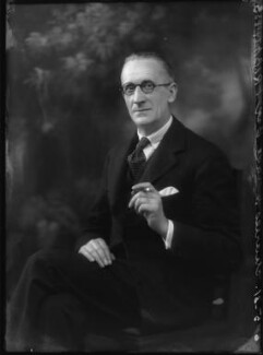 Charles Henry Gage, by Bassano Ltd - NPG x150467
