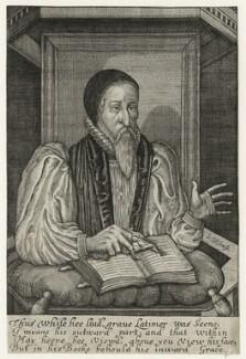 Hugh Latimer, by George Gifford (Gyfford) - NPG D23048