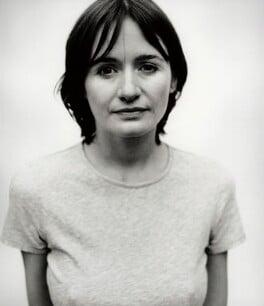 Emily Mortimer, by Fergus Greer - NPG x128525