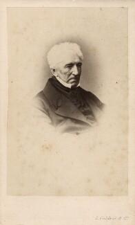 Sir John Stuart, by Leonida Caldesi, 1860s - NPG Ax39728 - © National Portrait Gallery, London