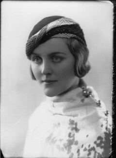 Diana Mitford (later Lady Mosley), by Bassano Ltd - NPG x26674