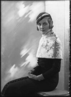 Diana Mitford (later Lady Mosley), by Bassano Ltd, 27 January 1932 - NPG  - © National Portrait Gallery, London