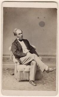 Thomas Charles Renshaw, by Wilhelm Eberhardt - NPG Ax39761