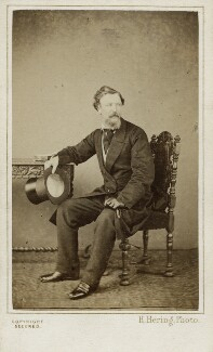 Edward Akroyd, by Henry Hering, 1860s - NPG  - © National Portrait Gallery, London
