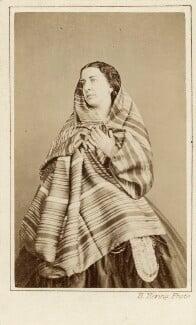 Dame (Lucy) Genevieve Teresa Ward, Countess de Guerbel, by Henry Hering - NPG x19959