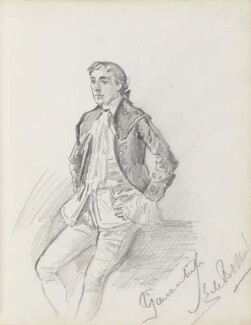 Harold Kyrle Bellew, by Percy Frederick Seaton Spence - NPG D23134(2)